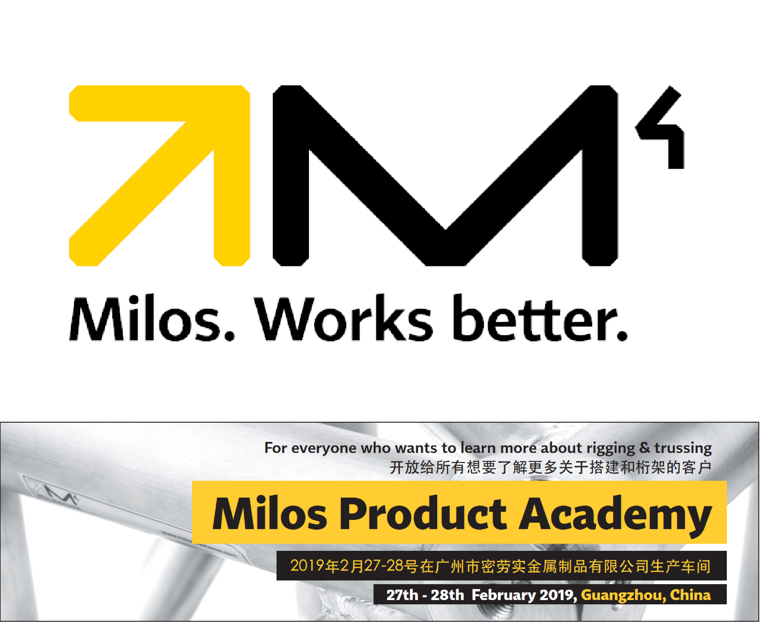 Milos China Workshop (10 – 11 May)