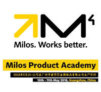 MILOS Guangzhou Product Academy 2018