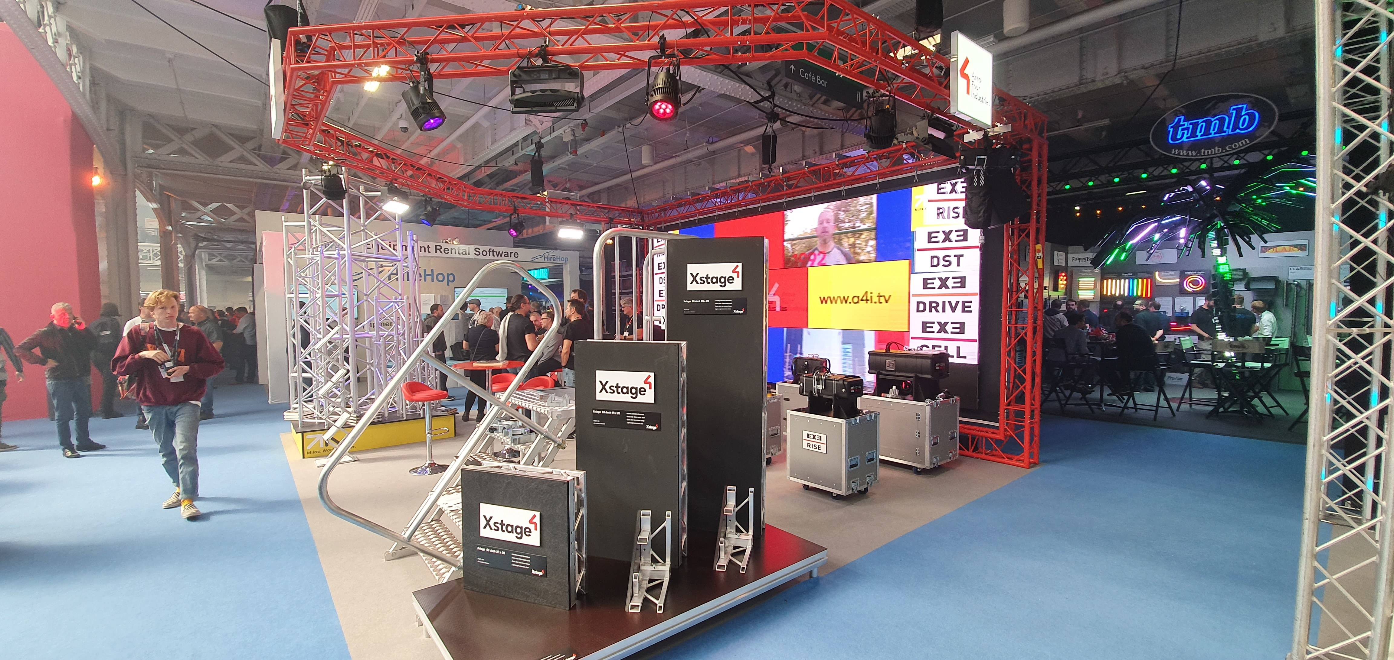 Making an Impact at PLASA Show 2019
