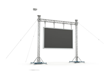 LSG1  LED Screen structures