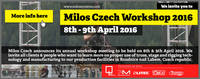 Milos Czech workshop