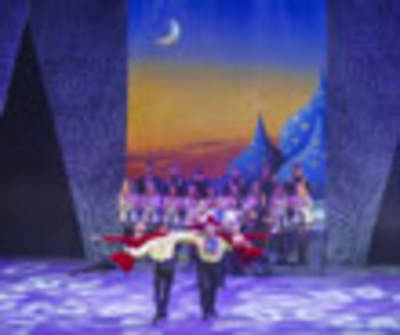 EXE-Rise lifts Riverdance across Europe