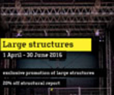 Time is running out for the large structures promotion