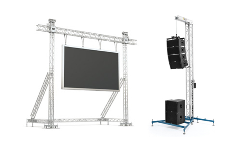 Towers & LED Screens